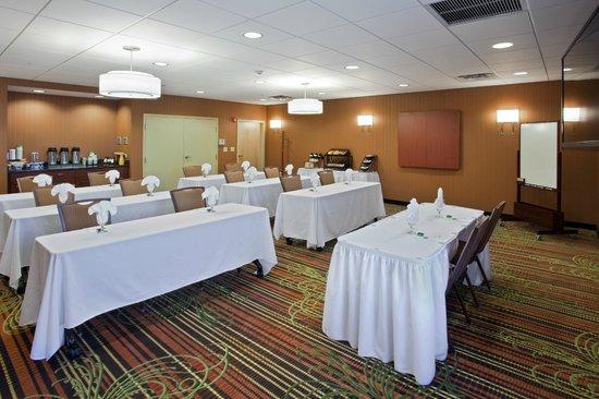 Hampton Inn Brockport: Meeting Room