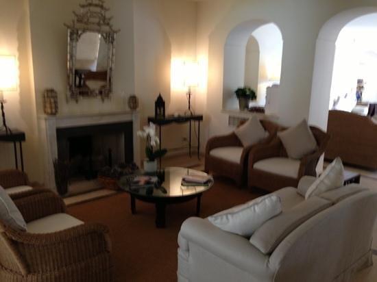 Villa Roma Imperiale: bar lounge