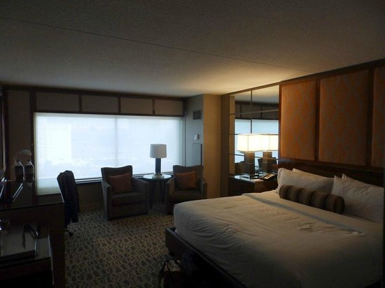 Mgm Grand Strip View Room Picture Of Mgm Grand Las Vegas Las Vegas Tripadvisor