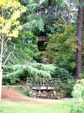 Parc du Thabor : Thabor