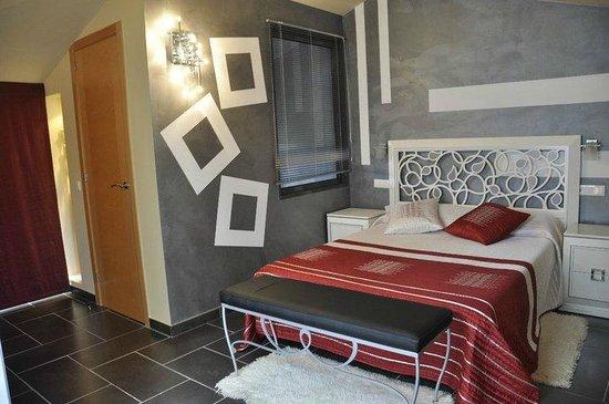 Hostal Manel: Habitacion Suite