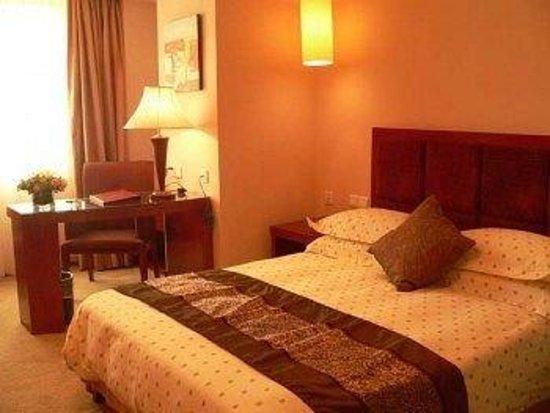 Mehood Hotel Shanghai Changshou: Guestroom