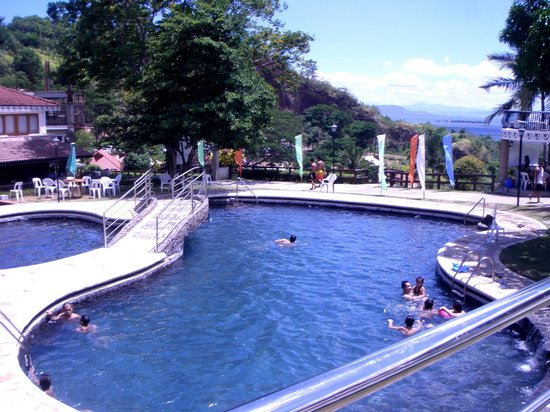 Sol Y Viento Mountain Hot Springs Resort: hot springs