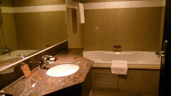 Majestic Grande Hotel: Bathroom