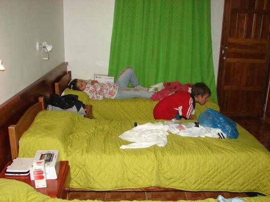 Los Rios Residencial: la habitación impecable y con olor a nuevo!!!