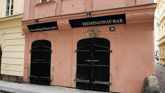Absinthe - Picture of Hemingway Bar, Prague - TripAdvisor