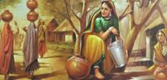 painting examples picture of govind rajasthali cottage industries