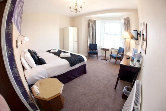 Lothersdale Hotel : Superior Double