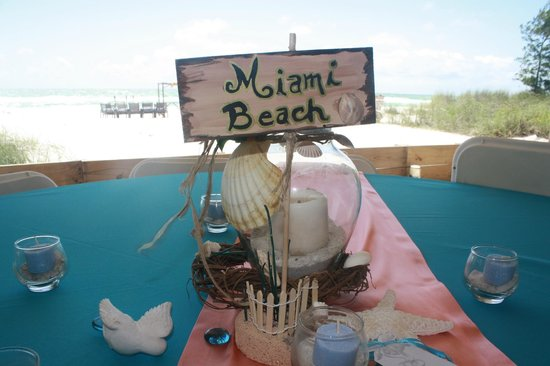 Anna Maria Island Dream Inn: Seating arrangements