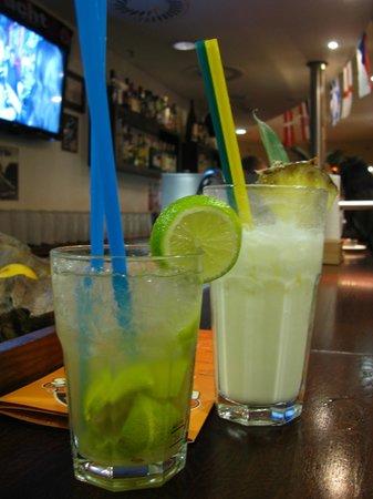 Chillers - American Sportsbar & Restaurant: cocktails