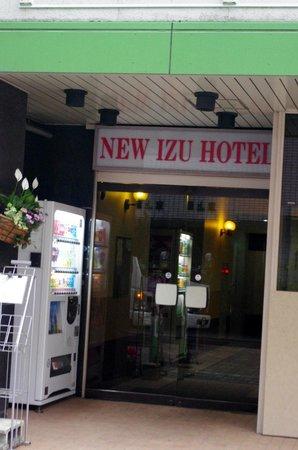 Ueno New Izu Hotel : entrata