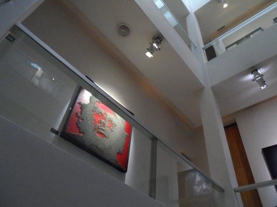 Esplendor Buenos Aires: Corredores que parecem uma galeria de arte!