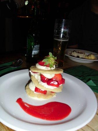 The Heart of Northumberland: Strawberry shortcake