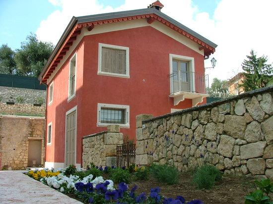 Relais Villa Graziani: The Romantic House