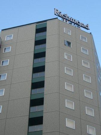 Richmond Hotel Sapporo Ekimae: esterno