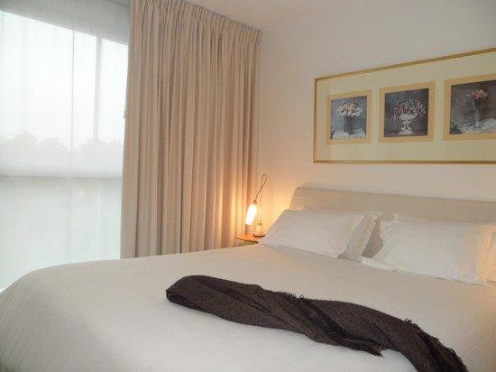 Hôtel-Restaurant d'Occitanie : Chambre Confort - Grand Lit