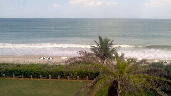 Disney's Vero Beach Resort: Beautiful view from our Inn Room balcony