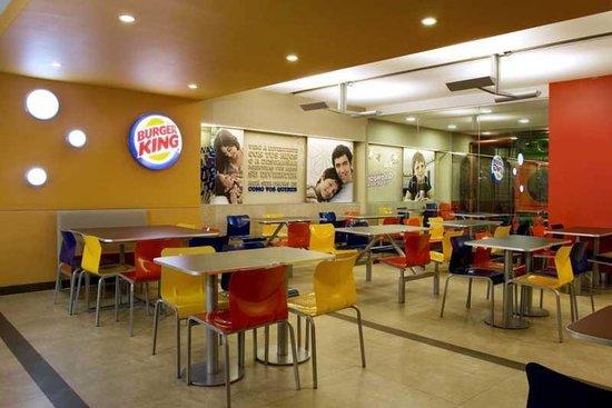 Burger King Mar Del Plata Calle Santa Fe 1997 Fotos Y