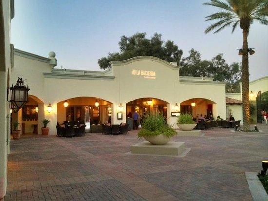 La Hacienda at the Fairmont in Scottsdale Arizona