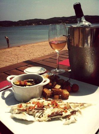 Restaurant Maora Beach
