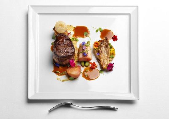 Chef's Table at Kensington Riverside Inn: Classic Beef