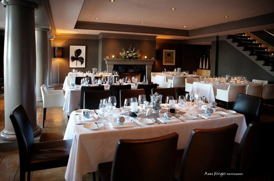 Chef's Table at Kensington Riverside Inn: Wedding Dinner