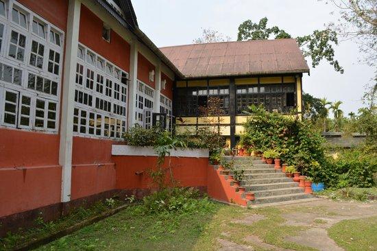Wild Grass Lodge : Entrance