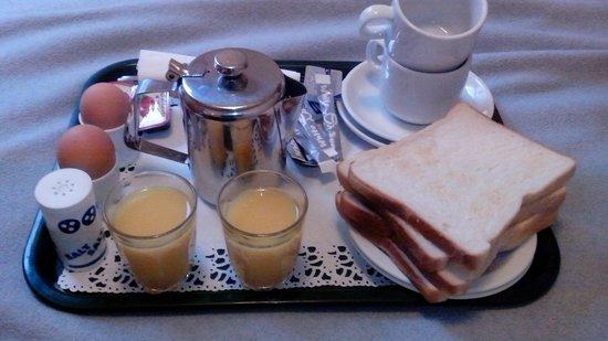Brompton Hotel London: Colazione