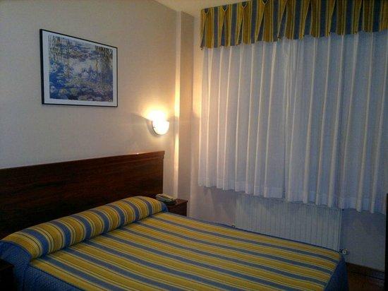 Hotel Valdes: Habitación individual