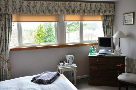 Netherfield Bed and Breakfast : View from the Room