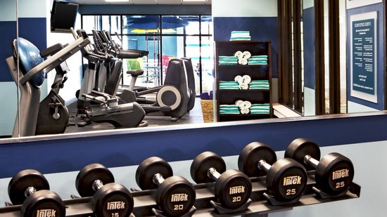 Four Points by Sheraton Kalamazoo: Fitness Center