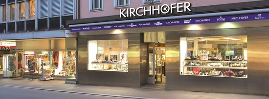 Kirchhofer - Watch & Trend Shop
