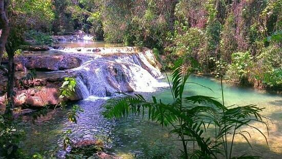 Magic Falls : cascadas mágicas de Copalitilla
