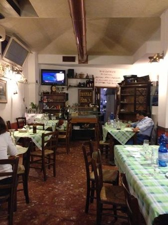 Taverna Sacchetti: Trattoria Sachetti