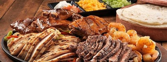Lone Star Texas Grill : Our Famous Fajitas