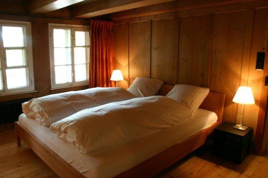 Guesthouse Hohmatt : Room Schnebelhorn