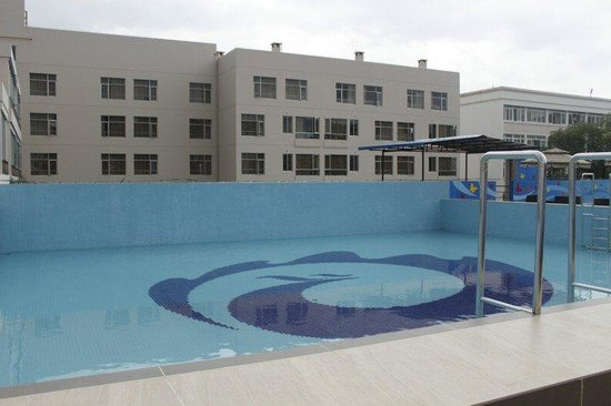 Minfeng International Hotel : Pool