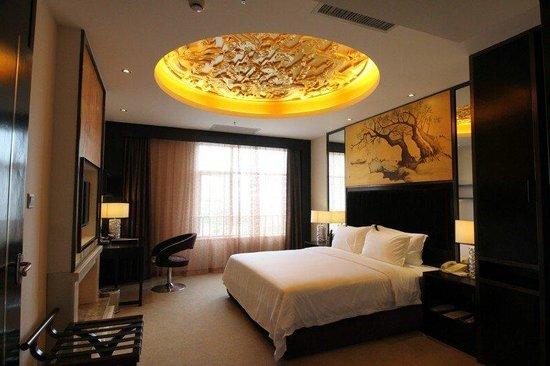 Guilin Kokusai Hotel: Room