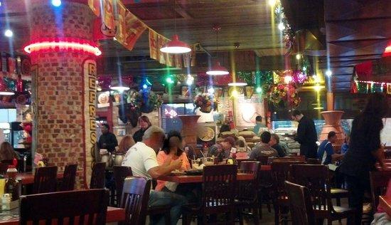 Posados Cafe Festive Atmosphere