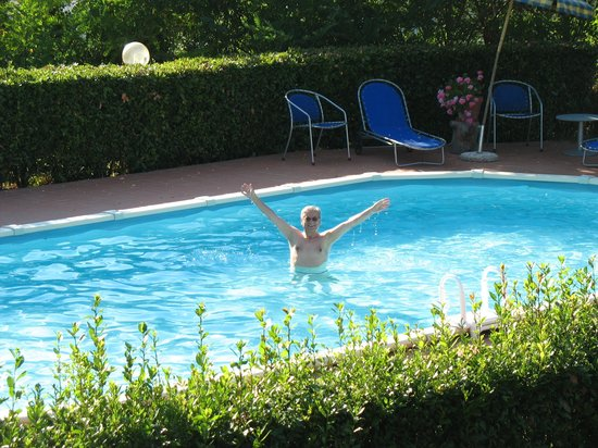 I Moricci: In our swimming pool