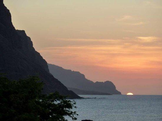 Kasa Tambla B&B: Les couchers de soleil de Ponta do Sol