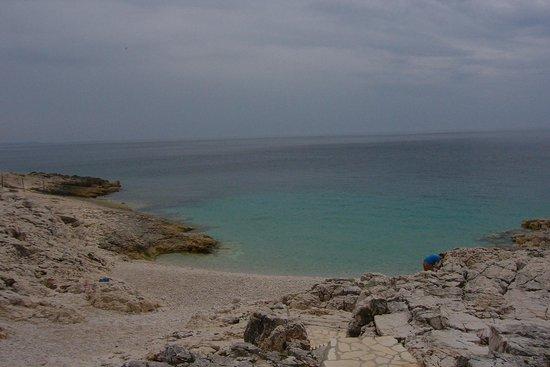Hotel Apoksiomen by OHM Group: spiaggetta sotto hotel Aurora e Vespera