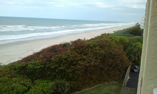 DoubleTree Suites by Hilton Melbourne Beach Oceanfront: A View