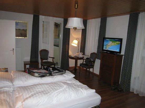 Belle Epoque Hotel Victoria : Bedroom
