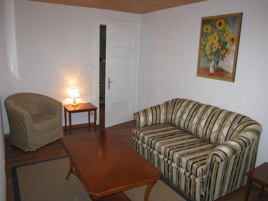 Belle Epoque Hotel Victoria : Suite