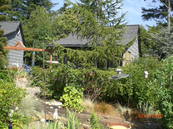 Ocean Breeze Retreat, LLC: Cottages and grounds