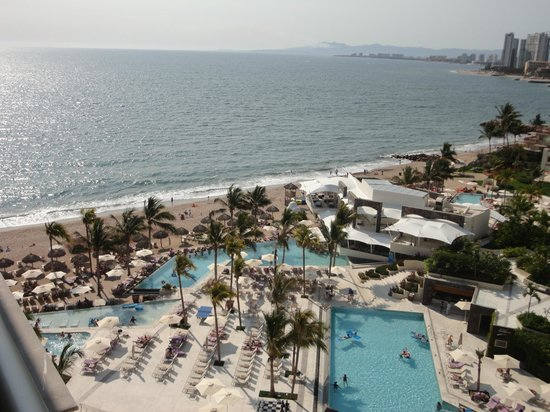 Secrets Vallarta Bay Resort & Spa: view from 1820