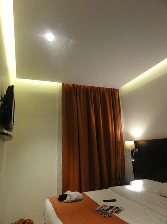 Hotel Central : Chambre