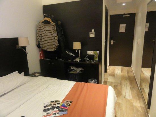 Hotel Central: Chambre
