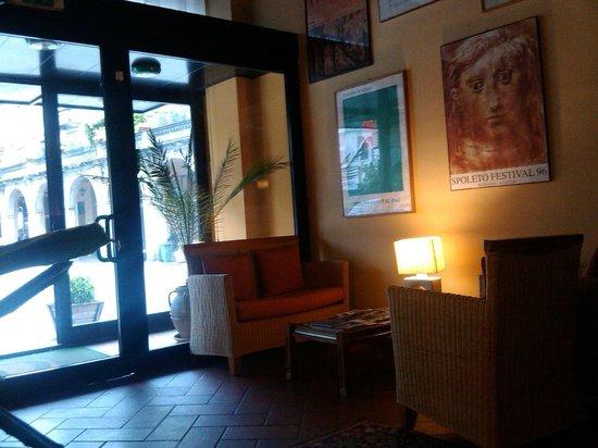 Hotel Clarici: Hall dell'hotel